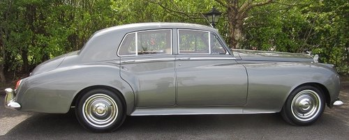 1958 Bentley S1 Standard Body For Sale (picture 2 of 6)