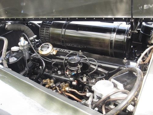 1958 Bentley S1 Standard Body For Sale (picture 5 of 6)