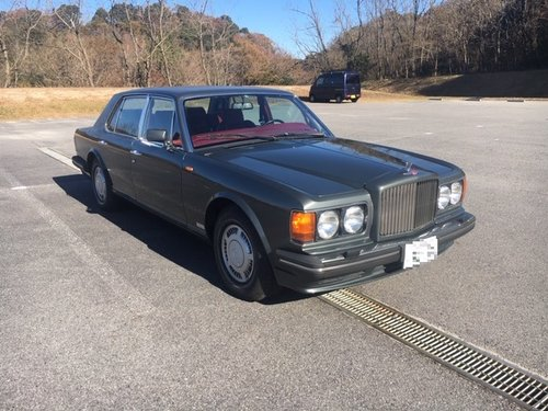 1991 Bentley Turbo R Low Mileage28500Miles For Sale (picture 1 of 5)