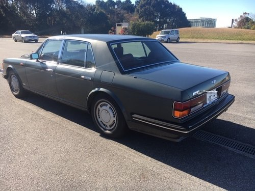 1991 Bentley Turbo R Low Mileage28500Miles For Sale (picture 2 of 5)