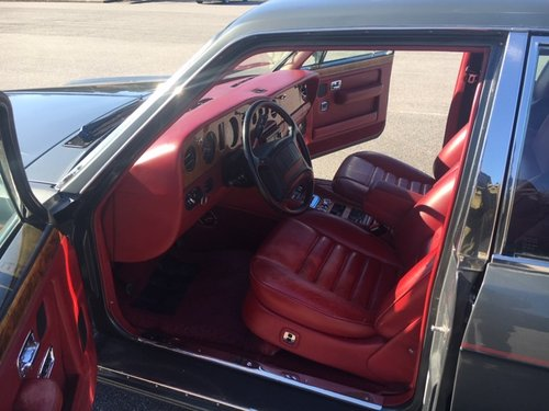 1991 Bentley Turbo R Low Mileage28500Miles For Sale (picture 3 of 5)