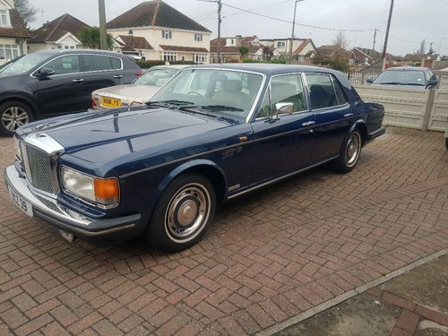 Bentley Eight 1985 For Sale (picture 1 of 5)