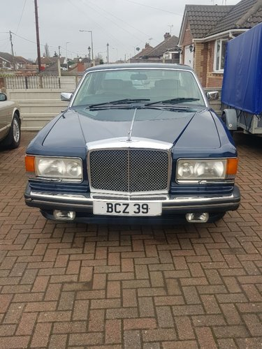 Bentley Eight 1985 For Sale (picture 3 of 5)