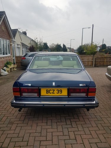 Bentley Eight 1985 For Sale (picture 4 of 5)