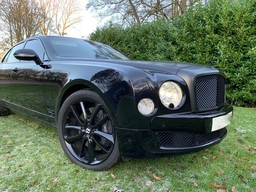 2013 BENTLEY MULSANNE MULLINER For Sale (picture 3 of 6)