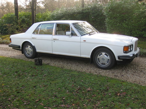 1993 Bentley Brooklands For Sale (picture 2 of 6)
