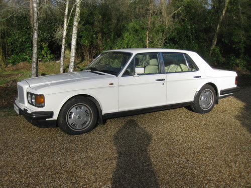 1993 Bentley Brooklands For Sale (picture 3 of 6)