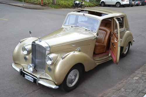1949 BENTLEY LHD MATCHING NUMBER For Sale (picture 1 of 6)