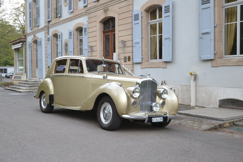 1949 BENTLEY LHD MATCHING NUMBER For Sale (picture 3 of 6)