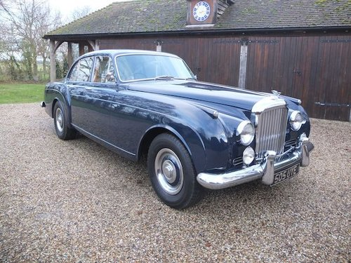 1960 Bentley S2 Continental Flying Spur  For Sale (picture 1 of 6)
