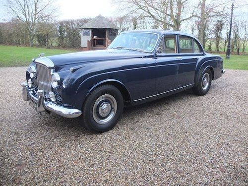 1960 Bentley S2 Continental Flying Spur  For Sale (picture 2 of 6)