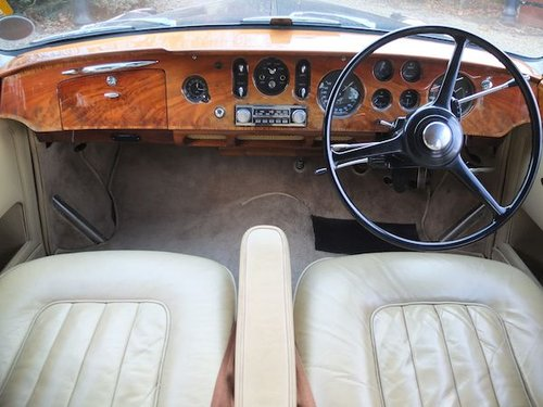 1960 Bentley S2 Continental Flying Spur  For Sale (picture 5 of 6)
