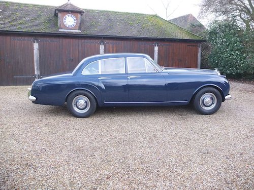 1960 Bentley S2 Continental Flying Spur  For Sale (picture 6 of 6)