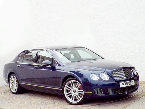 2011 Chauffeur Driven Flying Spur, 142000 miles SOLD (picture 1 of 6)