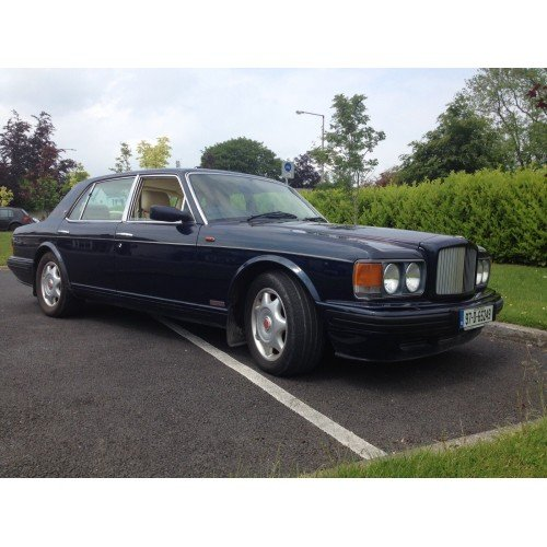 1997 Bentley Turbo Long Wheel Base Low mileage For Sale (picture 1 of 5)