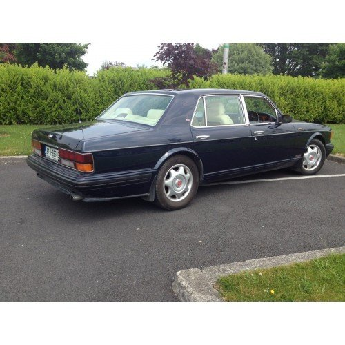 1997 Bentley Turbo Long Wheel Base Low mileage For Sale (picture 2 of 5)