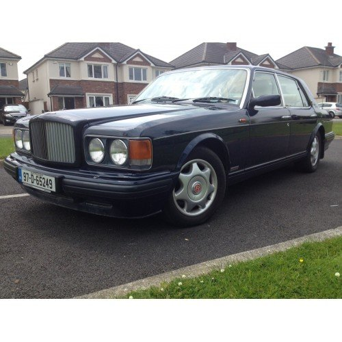 1997 Bentley Turbo Long Wheel Base Low mileage For Sale (picture 3 of 5)