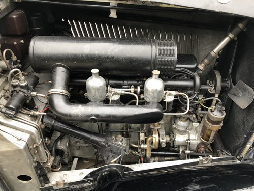 1934 BENTLEY 3 1/2 litre  Derby 3 Position DHC / Convertible For Sale (picture 5 of 6)