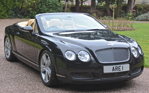 2007 BENTLEY CONTIENTAL GTC Convertible For Sale (picture 2 of 6)