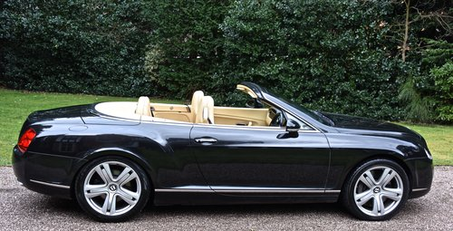 2007 BENTLEY CONTIENTAL GTC Convertible For Sale (picture 3 of 6)
