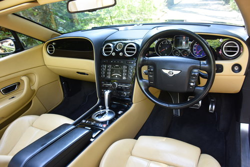 2007 BENTLEY CONTIENTAL GTC Convertible For Sale (picture 6 of 6)