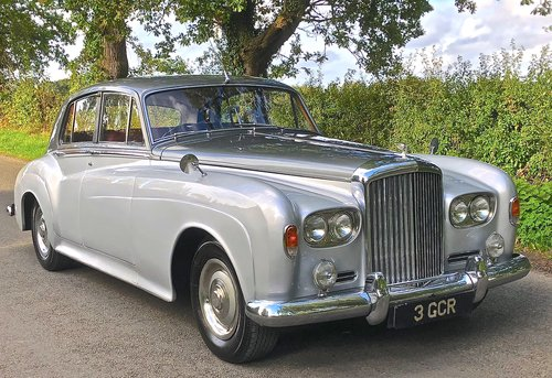 1964 BENTLEY S3 Sports Saloon For Sale (picture 1 of 6)