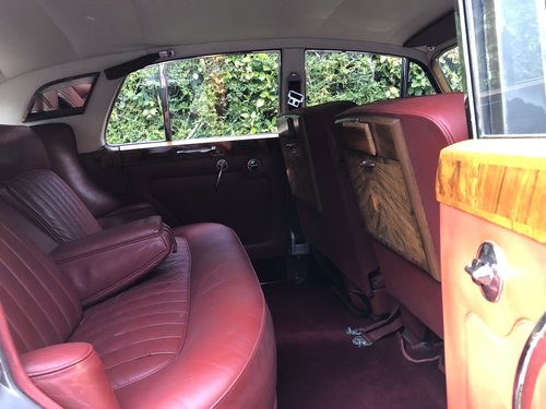 1964 BENTLEY S3 Sports Saloon For Sale (picture 6 of 6)