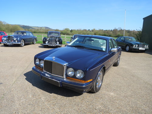 1995 Bentley Continental R SOLD (picture 1 of 6)