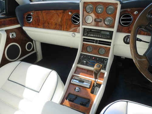 1995 Bentley Continental R SOLD (picture 3 of 6)