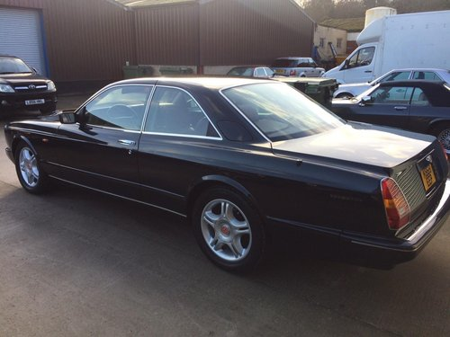 1993 Bentley Continental R LHD 45k Miles.Superb SOLD (picture 3 of 6)