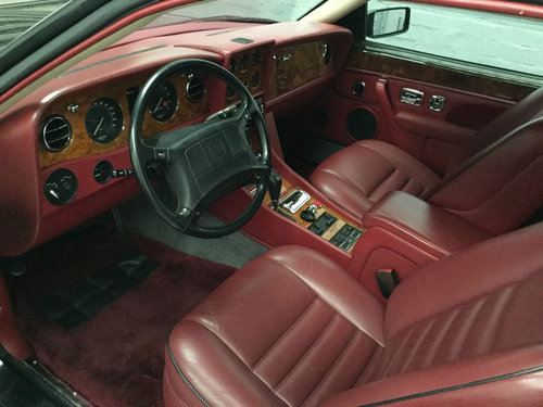1993 Bentley Continental R LHD 45k Miles.Superb For Sale (picture 6 of 6)