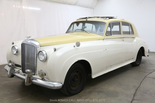 1958 Bentley S1 For Sale (picture 3 of 6)