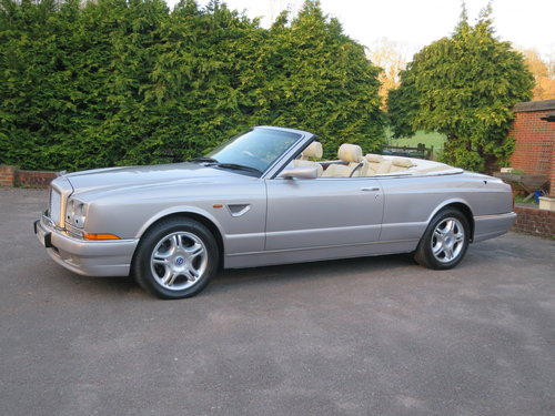 2003 Bentley Azure Mulliner Wide Body For Sale (picture 2 of 6)