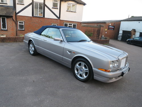 2003 Bentley Azure Mulliner Wide Body For Sale (picture 5 of 6)