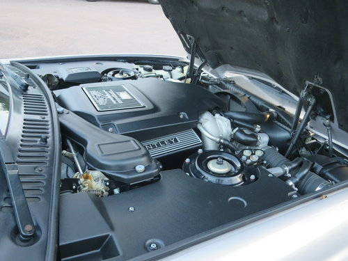 2003 Bentley Azure Mulliner Wide Body For Sale (picture 6 of 6)