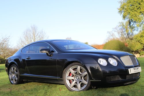 2004 BENTLEY GT COUPE For Sale (picture 1 of 6)
