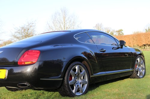 2004 BENTLEY GT COUPE For Sale (picture 4 of 6)