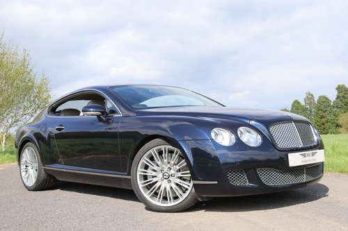2009 BENTLEY GT SPEED For Sale (picture 1 of 6)