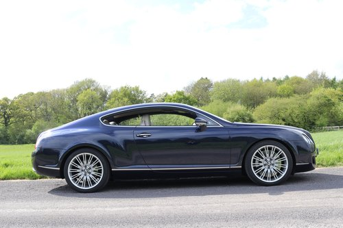 2009 BENTLEY GT SPEED For Sale (picture 5 of 6)