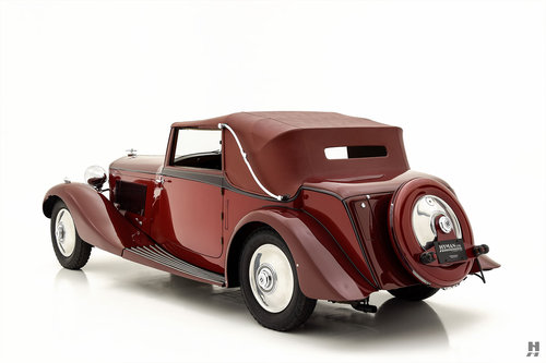 1934 BENTLEY 3.5 LITRE DROPHEAD COUPE For Sale (picture 6 of 6)