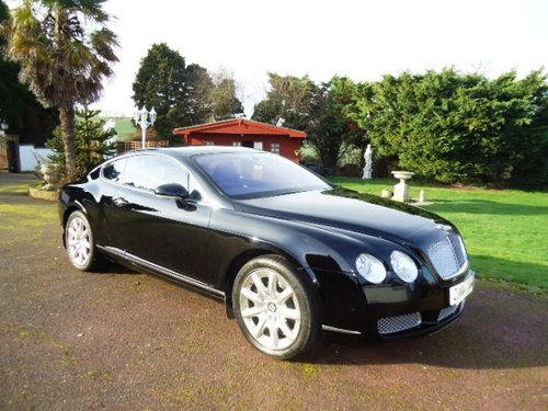 2005 Bentley GT Continental For Sale (picture 1 of 6)