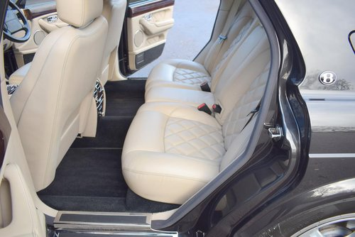 2008 Model/57 Bentley Arnage T Mulliner 2 in Royal Ebony For Sale (picture 3 of 6)