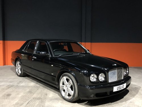 2005 BENTLEY ARNAGE RED LABEL For Sale (picture 1 of 6)
