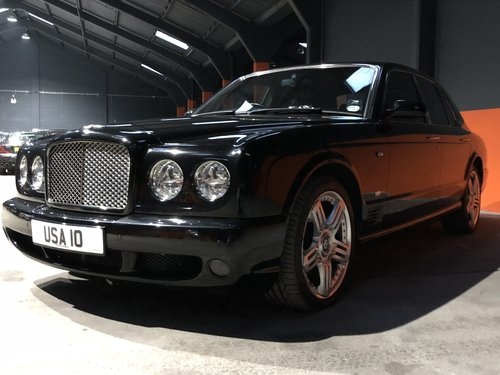2005 BENTLEY ARNAGE RED LABEL For Sale (picture 2 of 6)