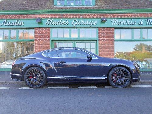 2017 Bentley GT V8 S Mulliner SOLD (picture 1 of 4)