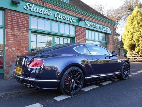 2017 Bentley GT V8 S Mulliner SOLD (picture 3 of 4)