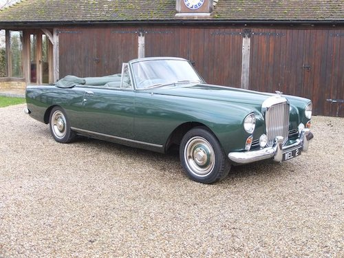 Picture of 1961 Bentley S2 Continental drophead coupe For Sale