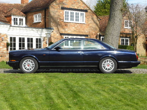1996 Bentley Continental R For Sale (picture 1 of 6)