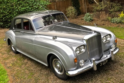 1957 BENTLEY S1 SPORTS SALOON  For Sale (picture 1 of 6)