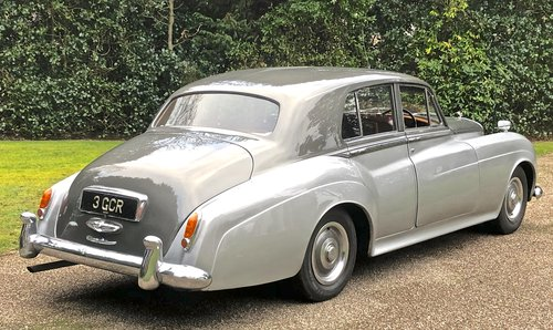 1957 BENTLEY S1 SPORTS SALOON  For Sale (picture 3 of 6)